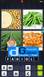 4 Immagini 1 Parola livello 9