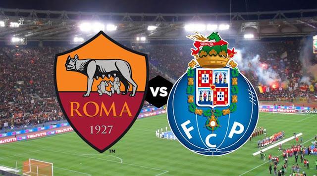Roma Porto preliminari Champions