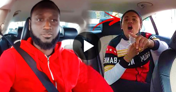 Trending Now] Uber Rider Threats Her Driver With Fake Rape
