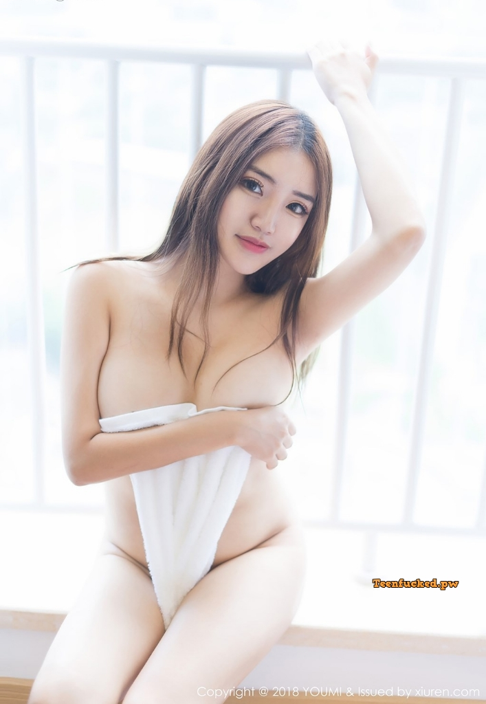 YouMi Vol.232 MrCong.com 028 wm - YouMi Vol.232: Người mẫu 拉菲妹妹 (45 ảnh)
