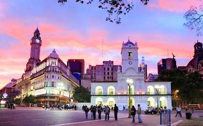 Negara Terbesar di Dunia Argentina