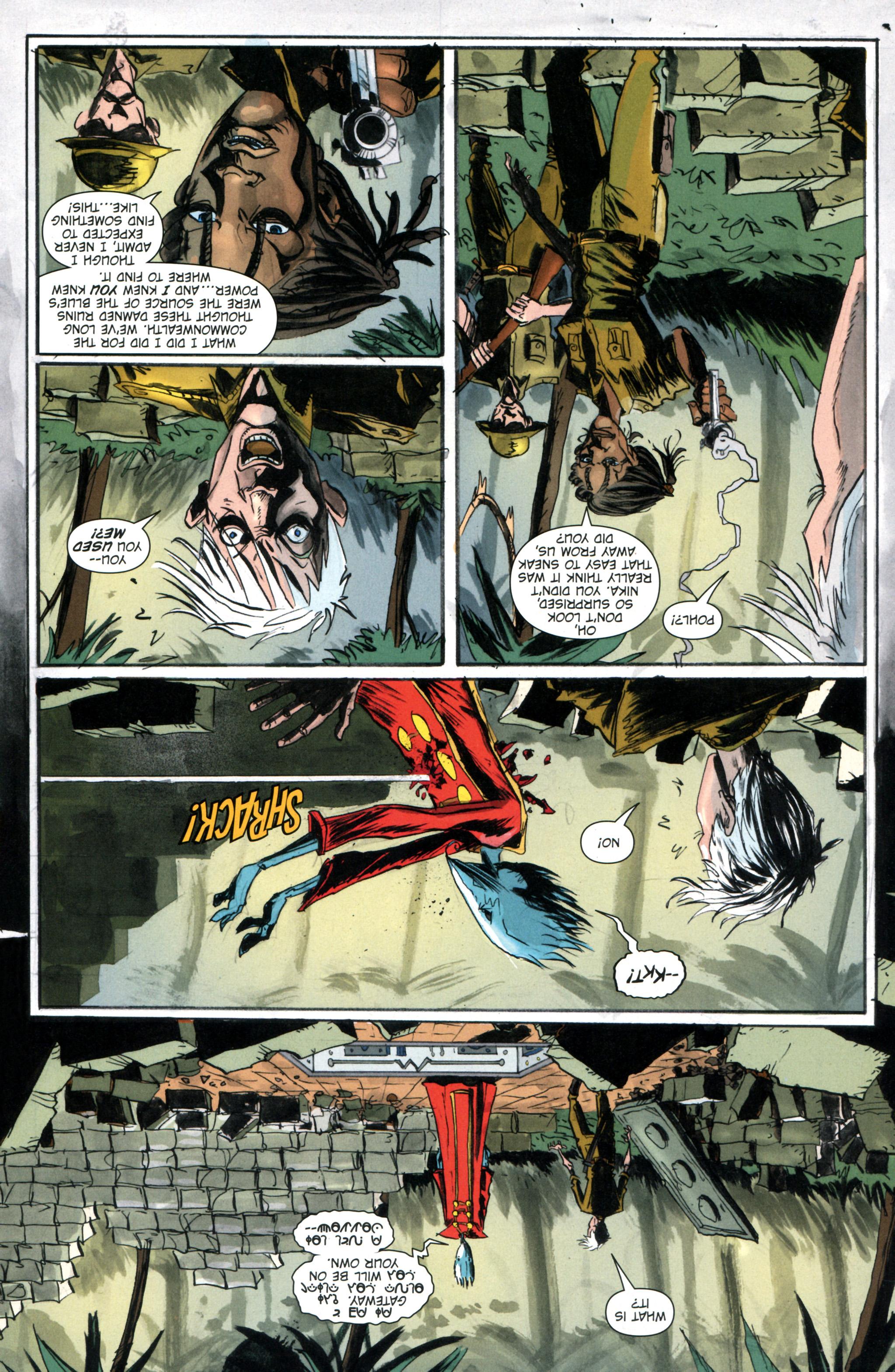 Read online Trillium comic -  Issue #7 - 11