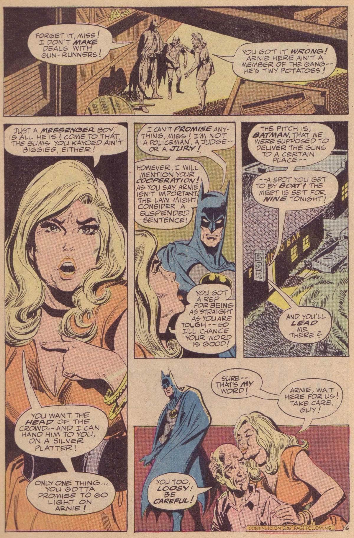 Detective Comics (1937) 414 Page 7