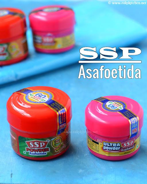SSP asafoetida