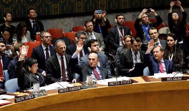 Consejo de Seguridad de ONU no llega a acuerdo sobre Venezuela y aumentan tensiones