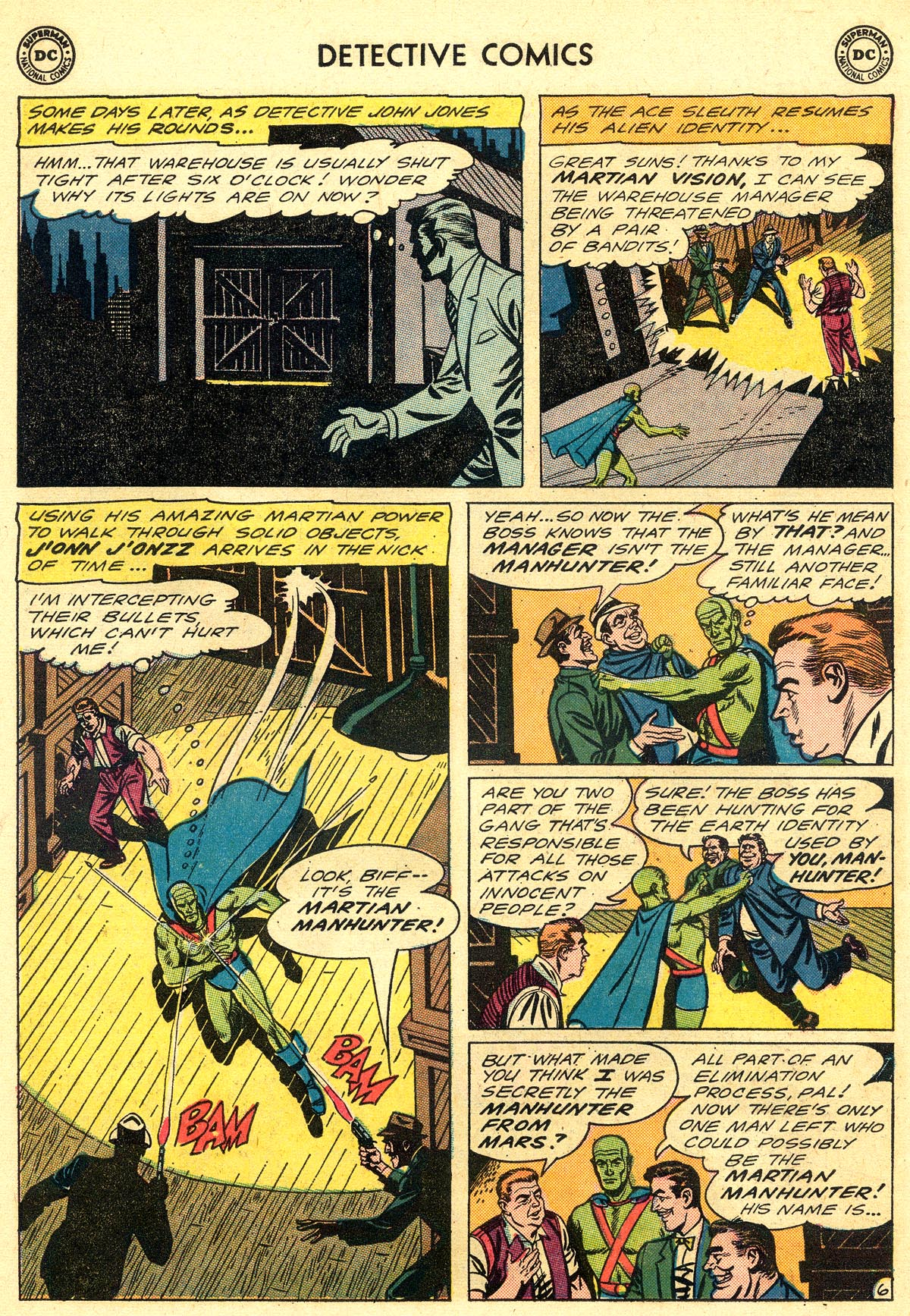 Detective Comics (1937) 303 Page 25