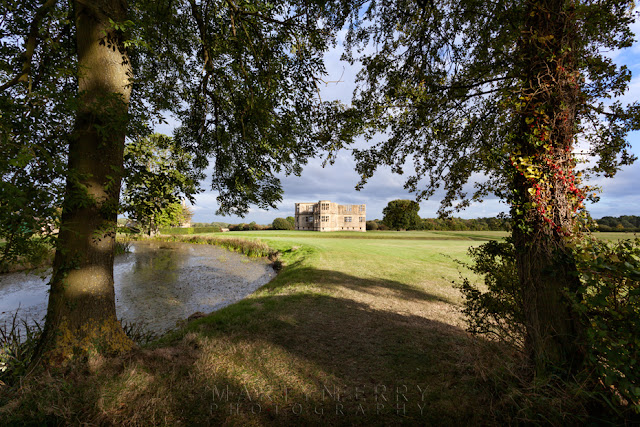 Northamptonshire Lyveden New Bield run by the National Trust