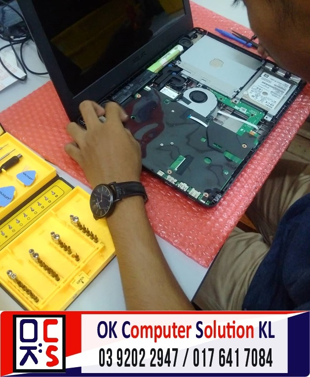 [SOLVED] AUTOSHUTDOWN ASUS X441U | REPAIR LAPTOP CHERAS 6