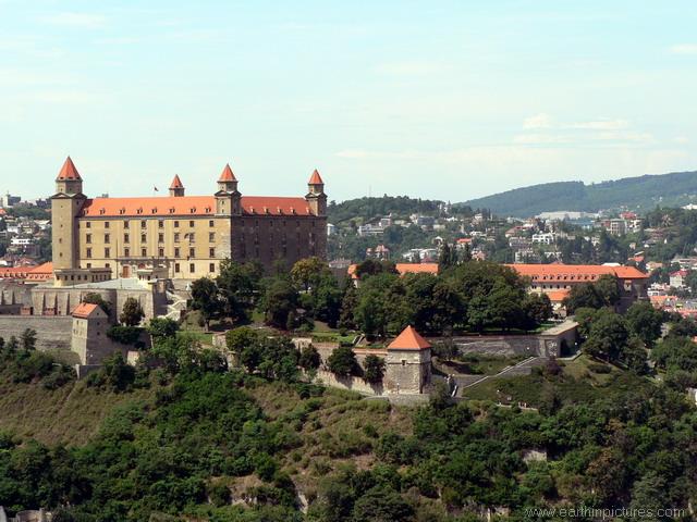 Bratislava, Capital da Eslováquia