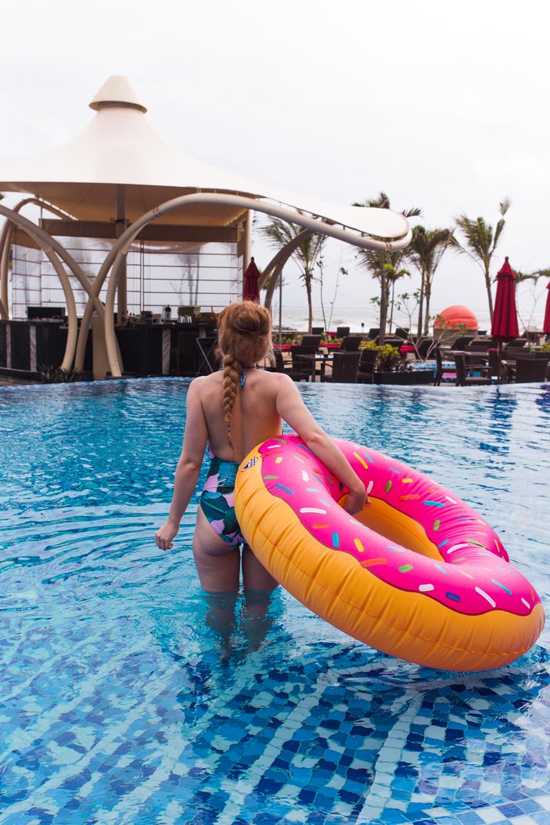 Amari Galle Hotel Pool