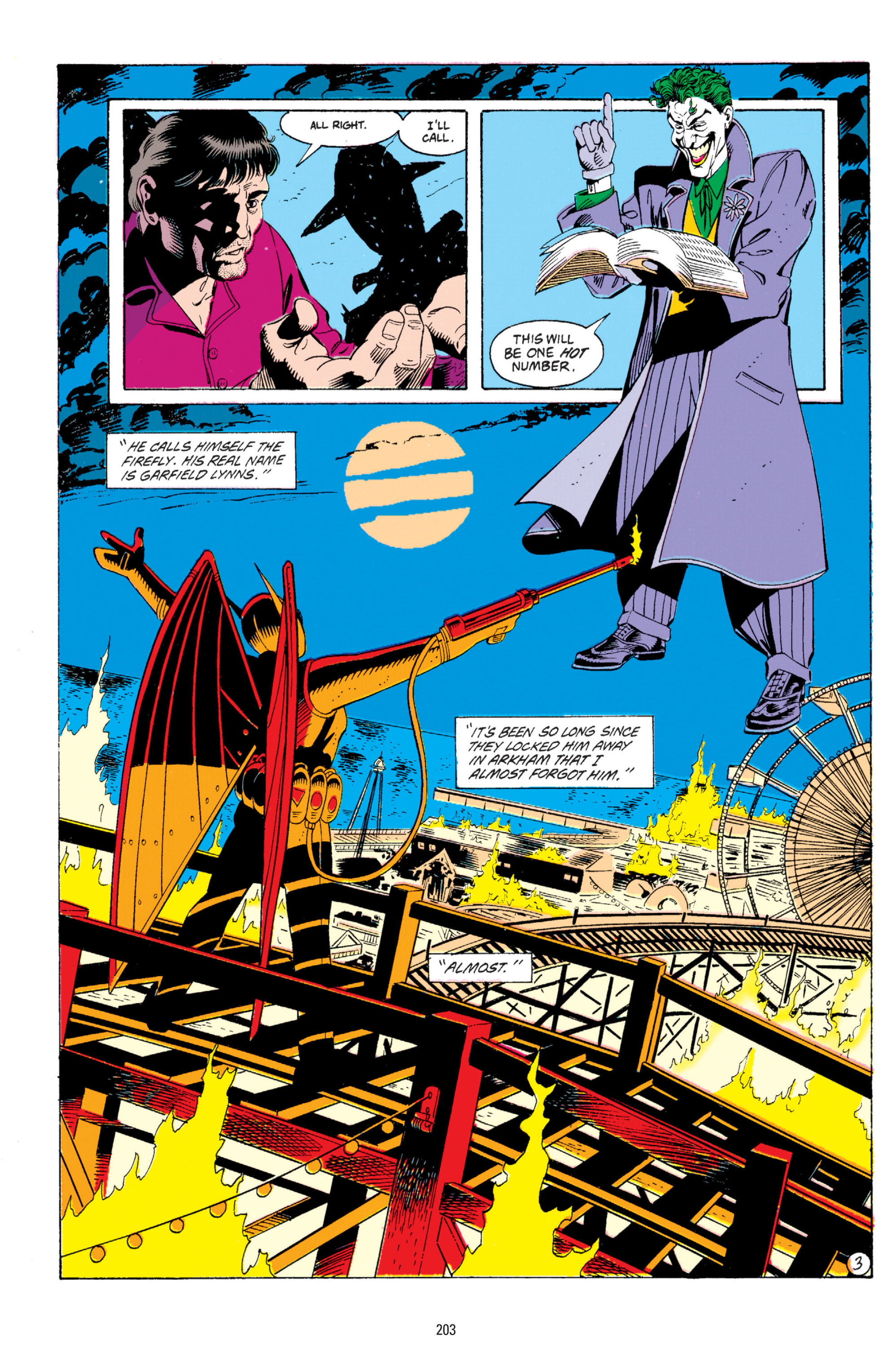 Detective Comics (1937) 661 Page 3