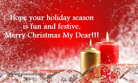Merry Christmas Sms, Christmas Wishes And Christmas Greetings- By Givesiwishes