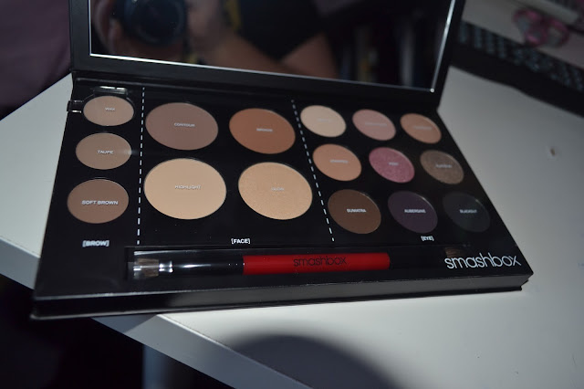 Smashbox Shape Matters 3-in-1 contouring palette