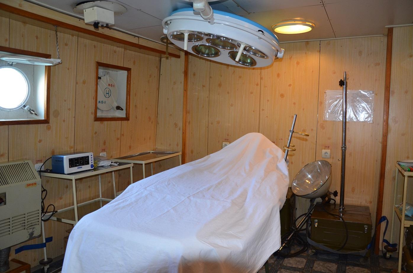 Санітарний катер ВМСУ Сокаль готовий до COIVID-19