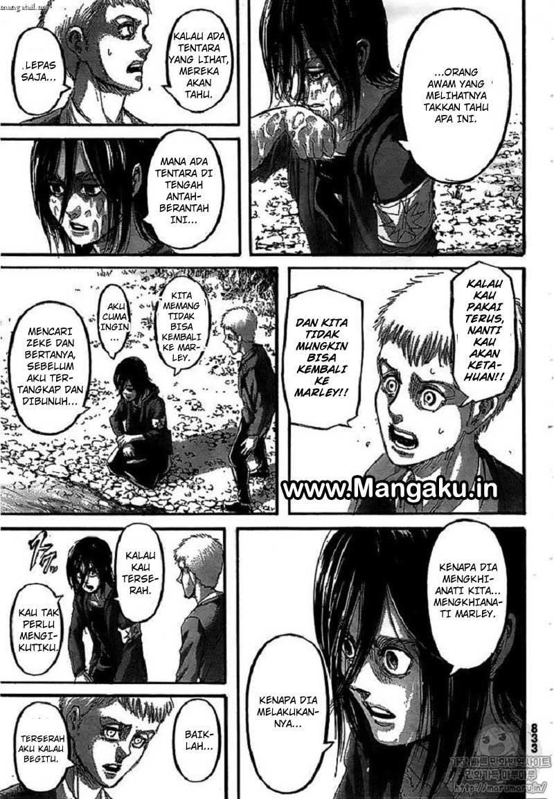 Shingeki No Kyojin: Chapter 108 - Page 36