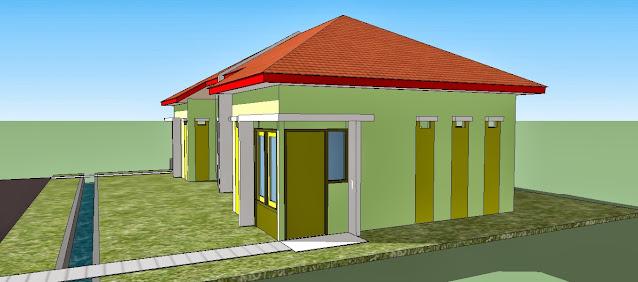 desain rumah sehat