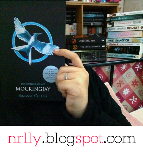 Review on Mockingjay by Suzanne Collins (No Spoilers)