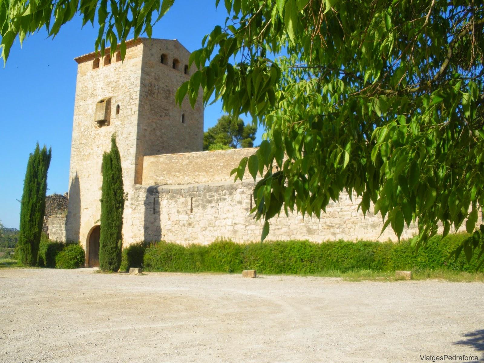 Castell de Milmanda Conca de Barberà Bodegues Torres