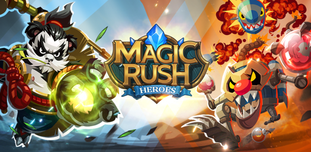 Image result for Magic Rush: Heroes APK