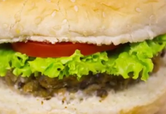 Hamburguesa De Carne De Soya