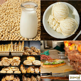 HOW TO MAKE SOYA MILK, VANILLA ICE CREAM AND OTHERS 2