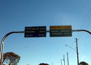carteles ruta brasil