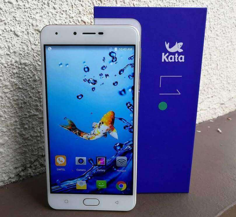 Kata L1 Unveiled; 6-inch Quad Core with 3500mAh Battery for Php4,999