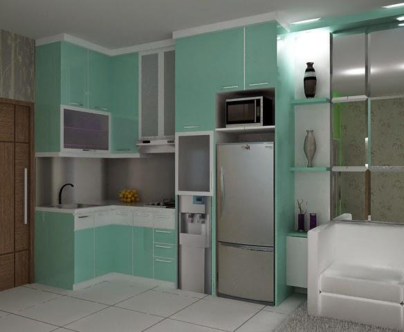 http://www.pelangidesain.com/2014/11/kitchen-set-apartemen.html