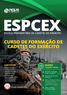 Apostila Concurso ESPCEX 2020 Curso de Formação de Cadetes do Exército Grátis Cursos Online