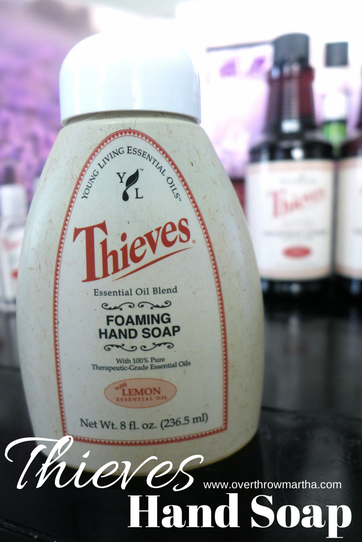 thieves handsoap #yleo