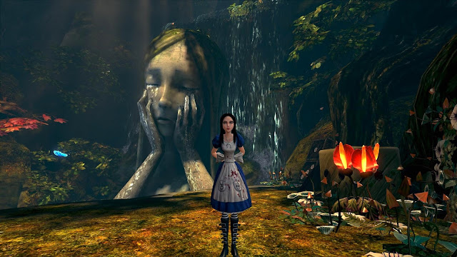 Alice Madness Returns - Xbox 360 - Multi5 - Captura 5