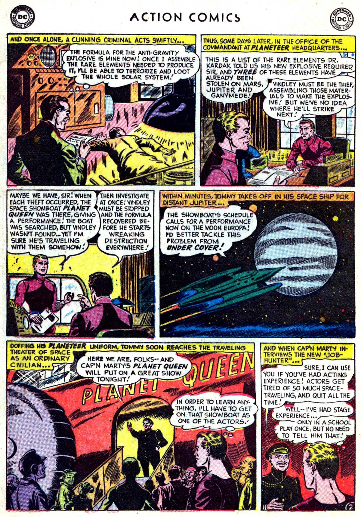 Action Comics (1938) 183 Page 25