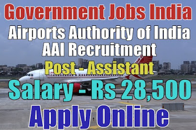 Airports Authority of India AAI Recruitment 2017