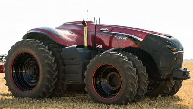 case-ih tractor