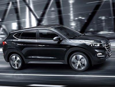Harga Mobil Hyundai All New Tucson