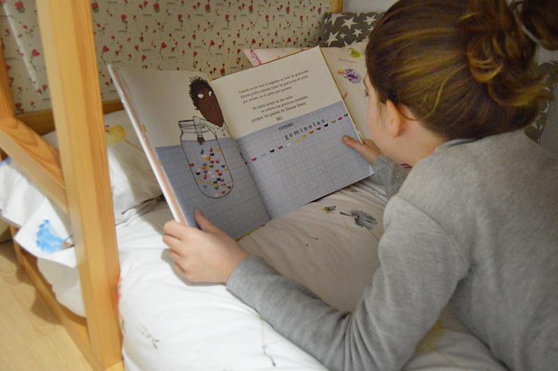 hoy leemos album ilustrado cuento infantil lauren child