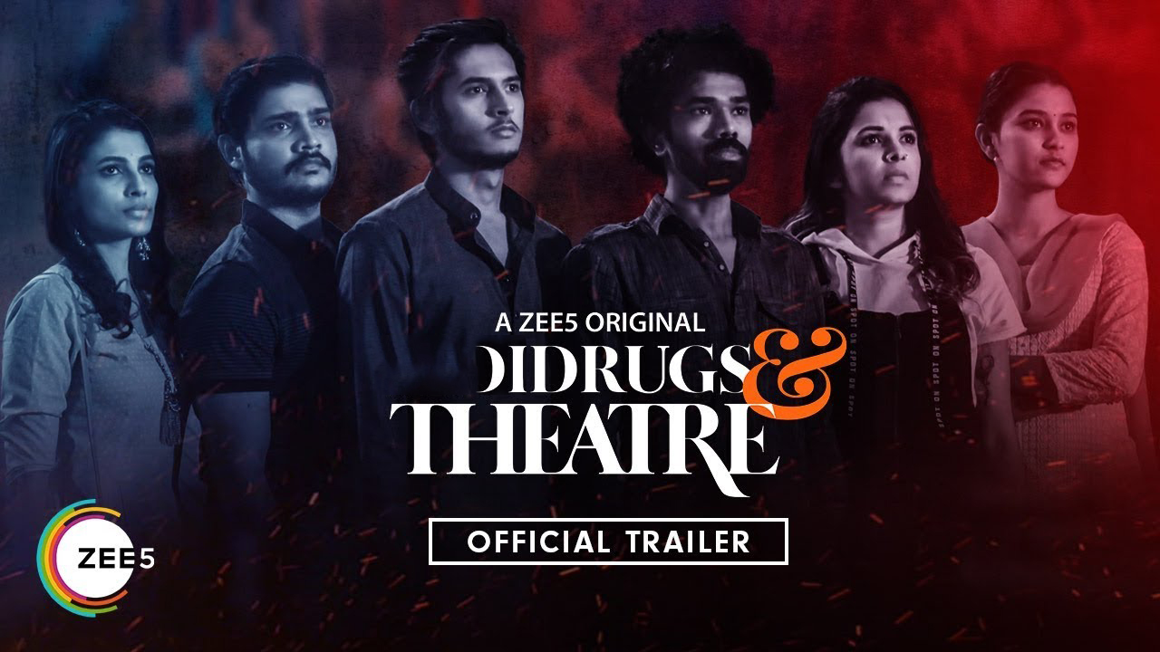 Drugs And Theatre (2019) Hindi S01 All Episodes (Complete) HDRip 720p