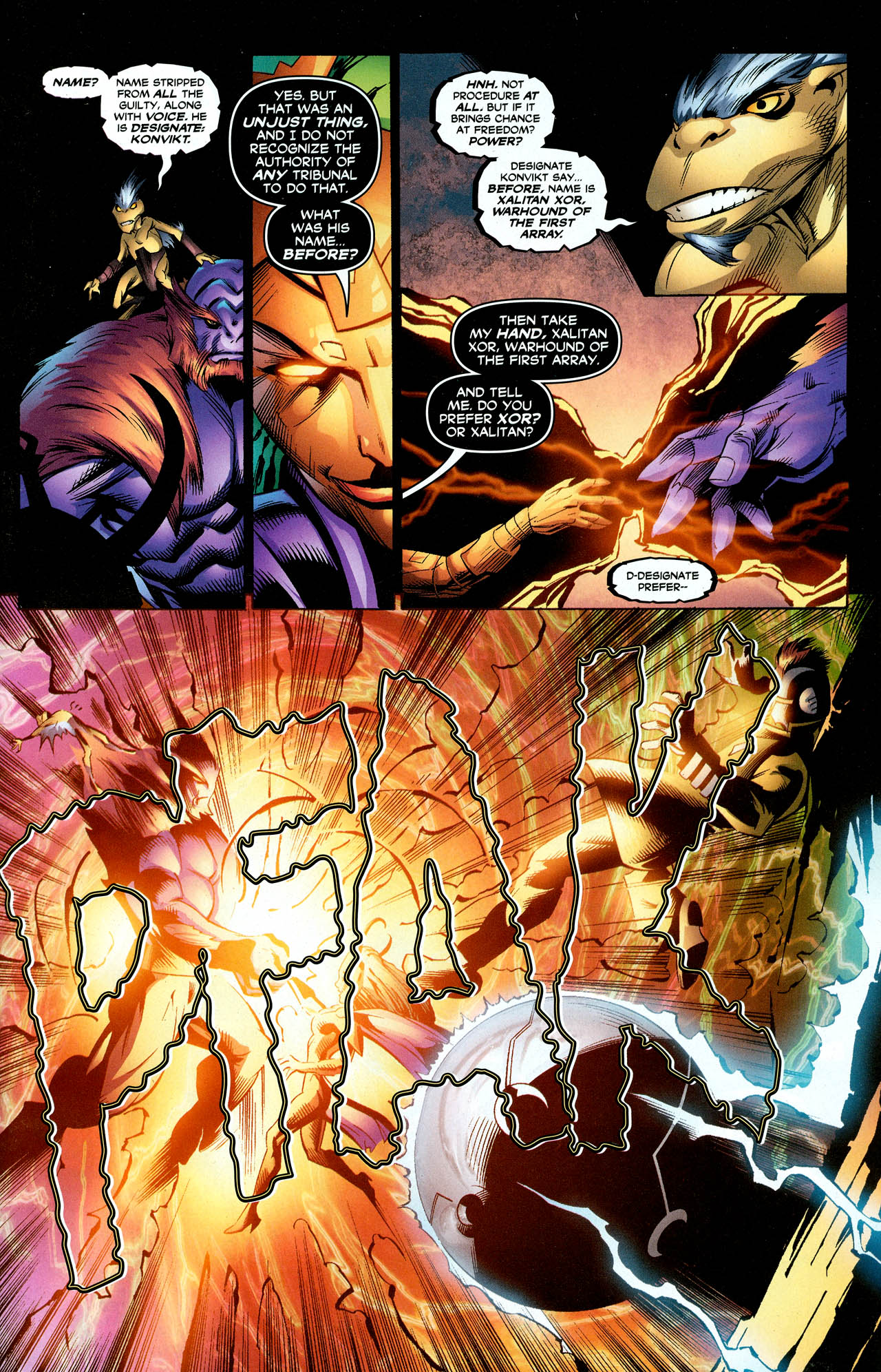 Read online Trinity (2008) comic -  Issue #27 - 12