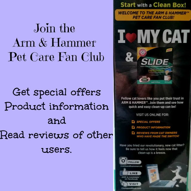 How to join the Arm & Hammer pet care fan club