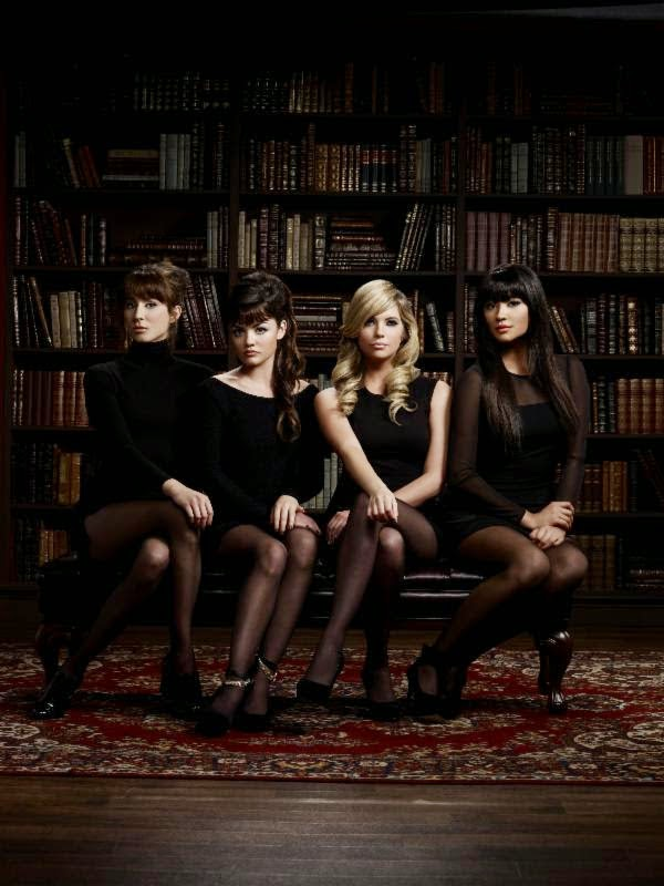 'Pretty Little Liars': first look promo, season 5 premieres June 10th