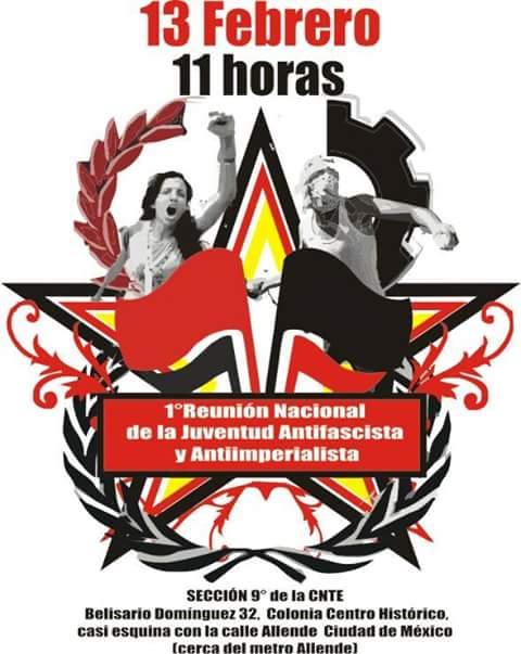 Campamento Nacional de la Juventud Antifascista y Antiimperialista