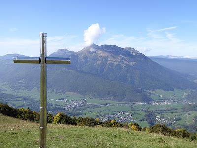 Croix d'Allant - Bauges (c) jc morand