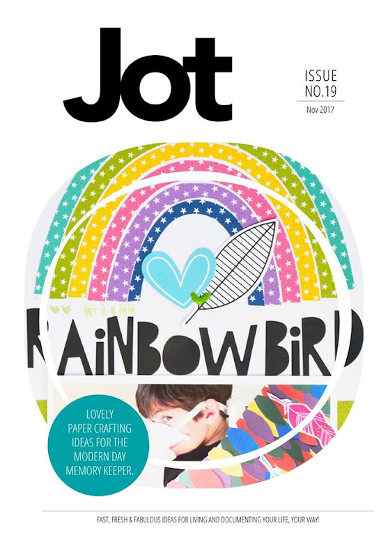 READ Jot Magazine - issue 19
