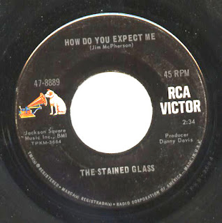 Stained Glass - RCA Singles