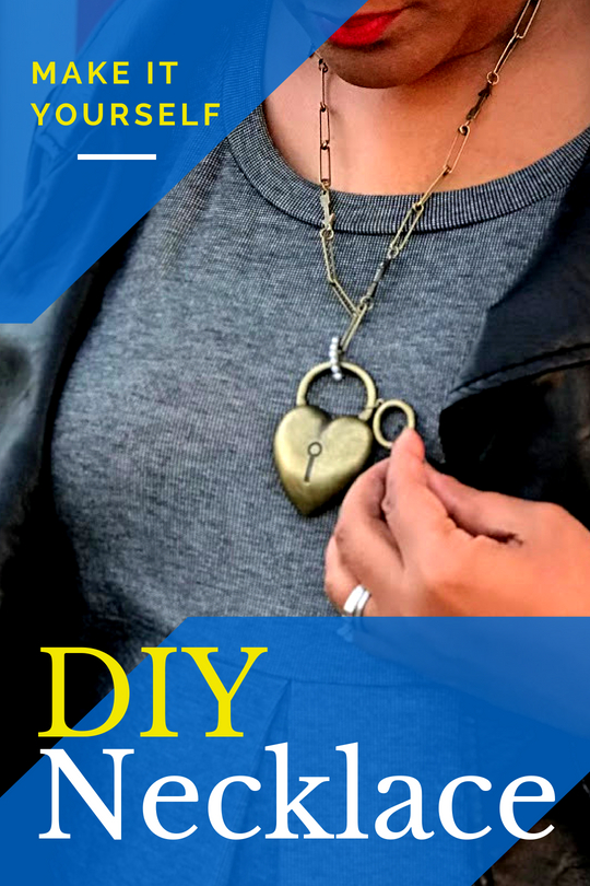Image: Woman shares the joy in doing a side hustle by making jewelry