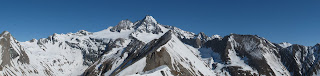 Glocknerpanorama vom Gipfel des Figerhorns