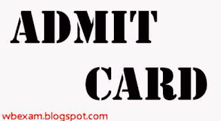 Download Admit card for JENPARH-2013 1