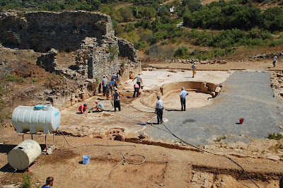 Head of Aphrodite statue unearthed in Turkey