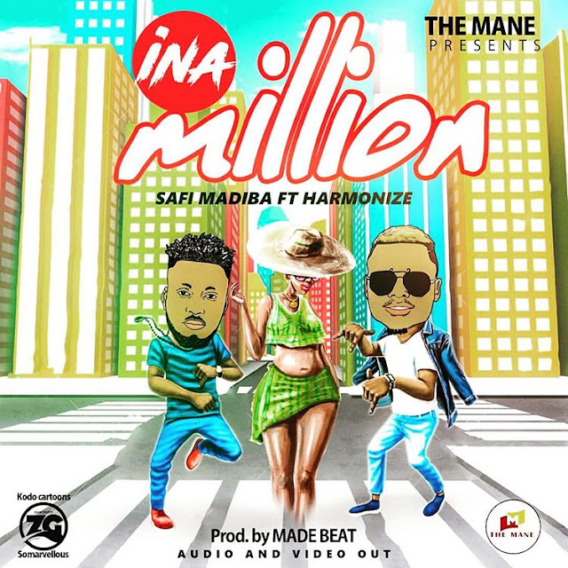Safi Madiba Ft. Harmonize - Ina Million