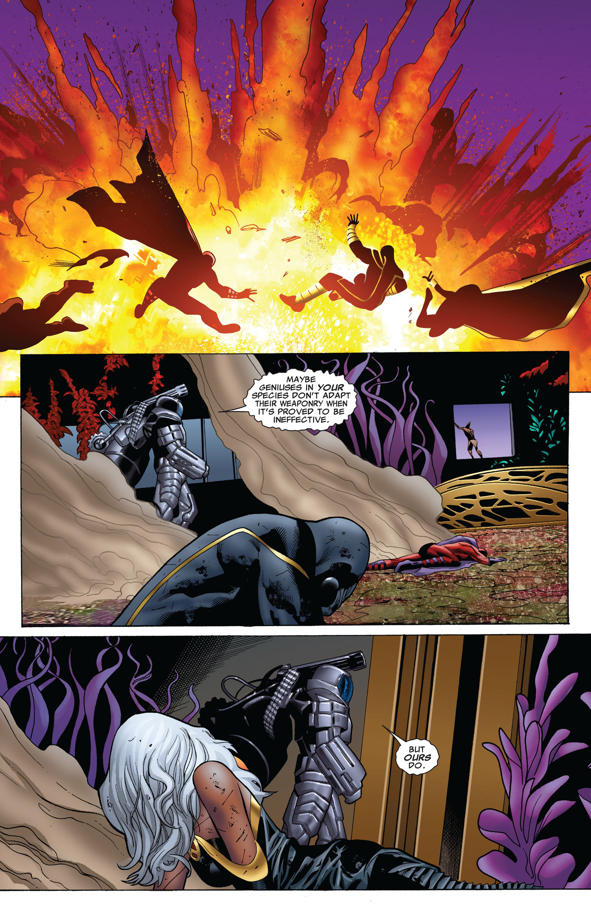 Read online Uncanny X-Men (2012) comic -  Issue #7 - 12